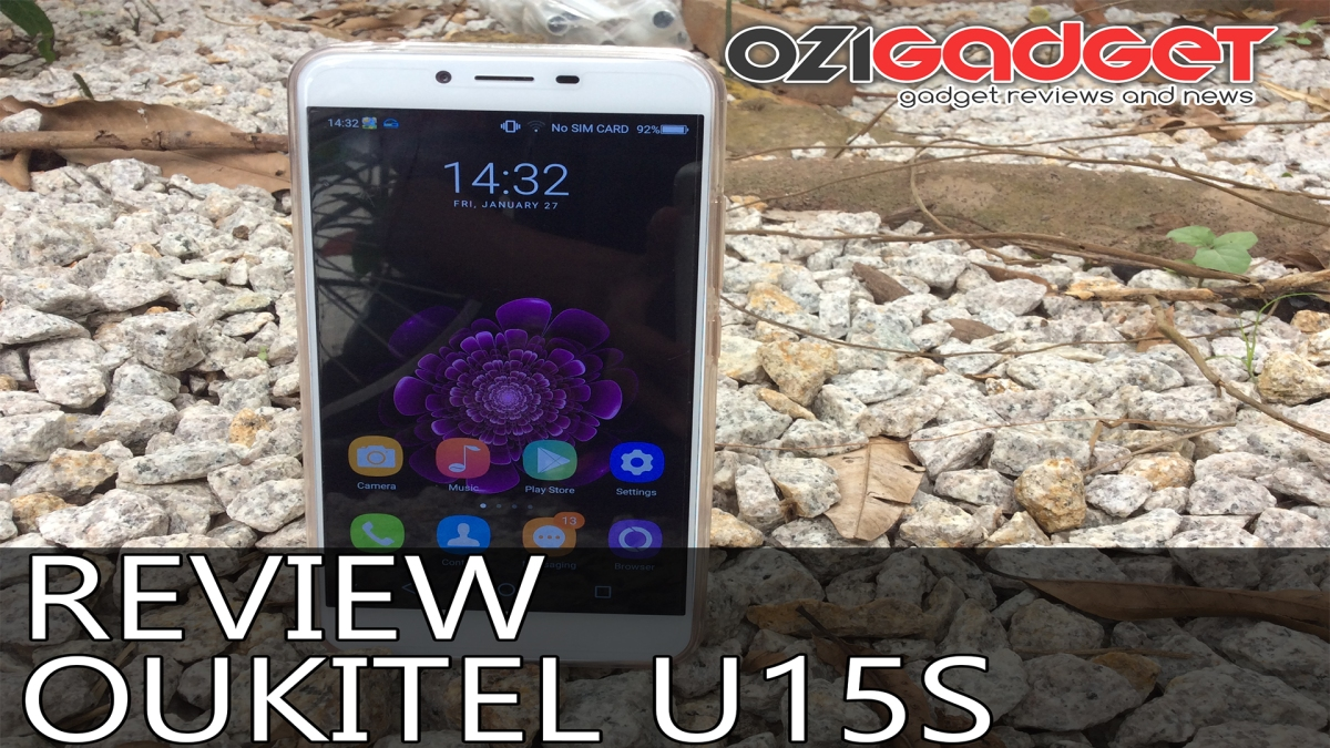 Oukitel U15S Reviews